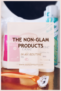 THE NON-GLAM PRODUCTS