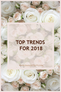 Top Trends To Start 2018 With