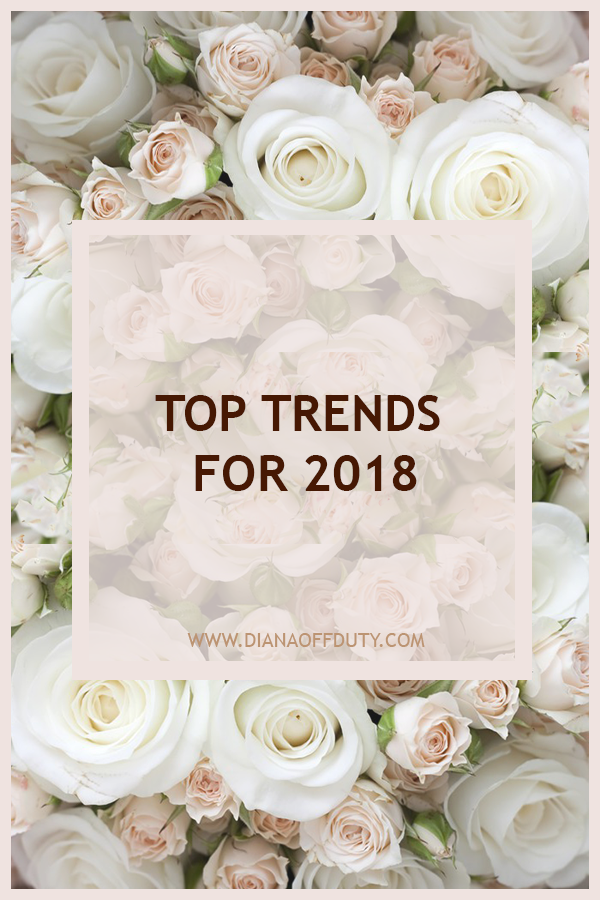 TOP TRENDS 2018