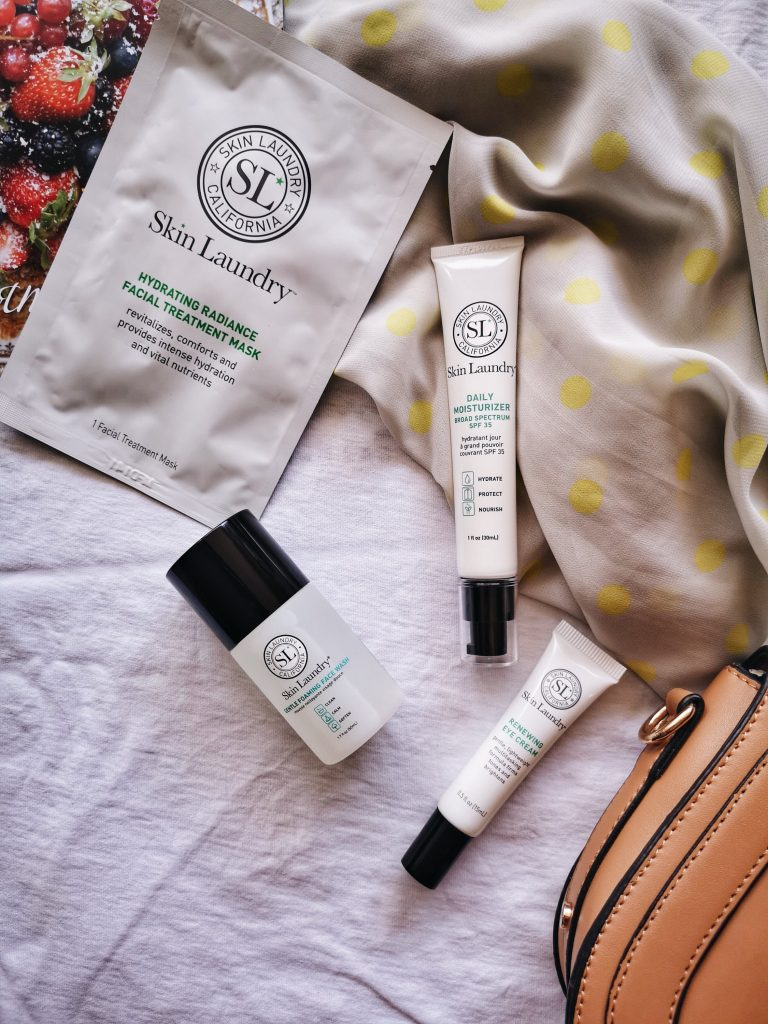 skin laundry moisturising
