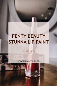 Fenty Beauty Stunna Lip Paint – дълготрайно течно червило