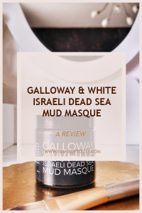 GALLOWAY AND WHITE REVIEW