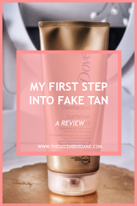 DOVE SUMMER REVIVED LOTION REVIEW