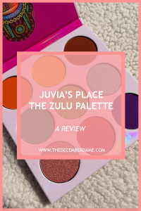 JUVIA'S PLACE THE ZULU REVIEW AND SWATCHES
