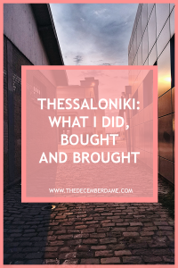 THESSALONIKI GUIDE