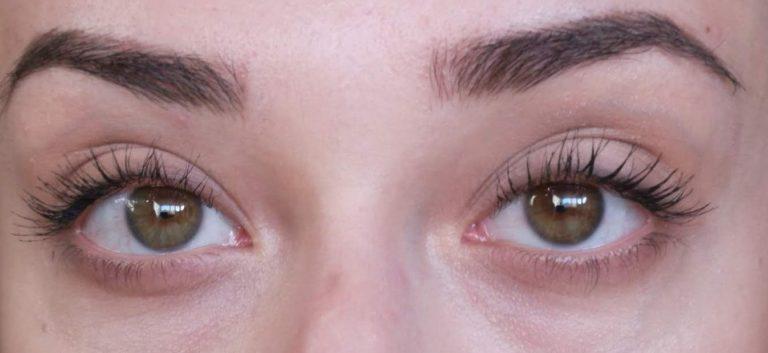 one coat of zoeva graphic lash mascara