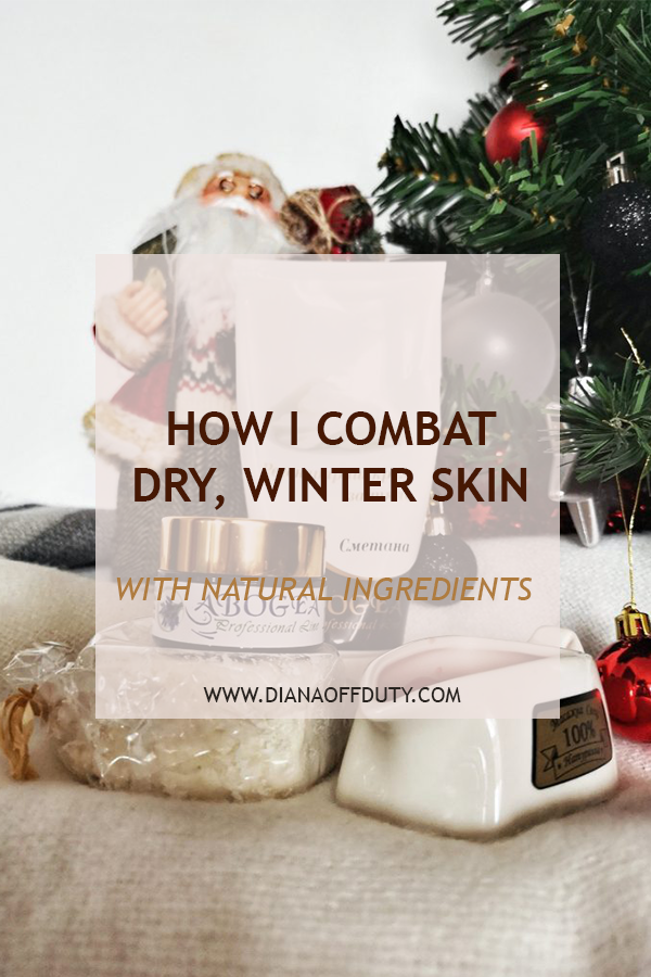 fix dry winter skin natural ingredients