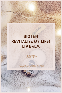 BIOTEN LIP BALM REVIEW