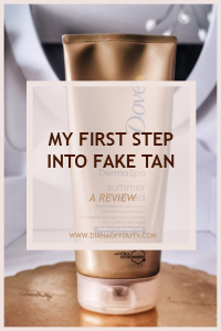 FAKE TANNING REVIEW