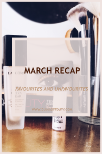 March Recap: What I Loved and What I Didn't