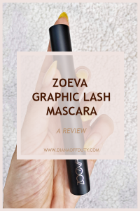 REVIEW: ZOEVA Graphic Lash Mascara