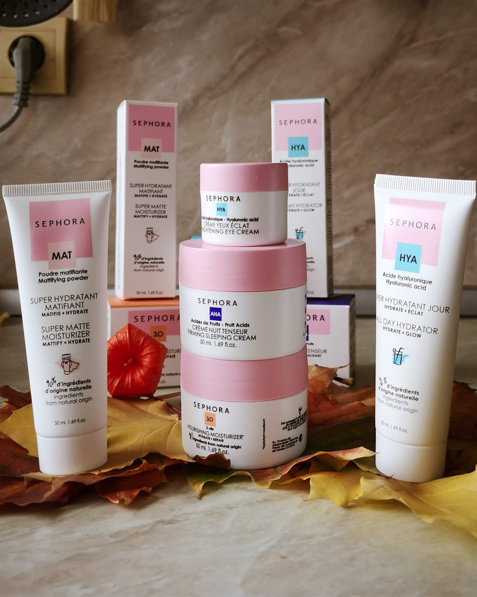 sephora collection moisturisers review