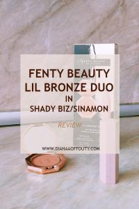 Fenty Beauty Lil Bronze Duo – Shady Biz/Sinamon