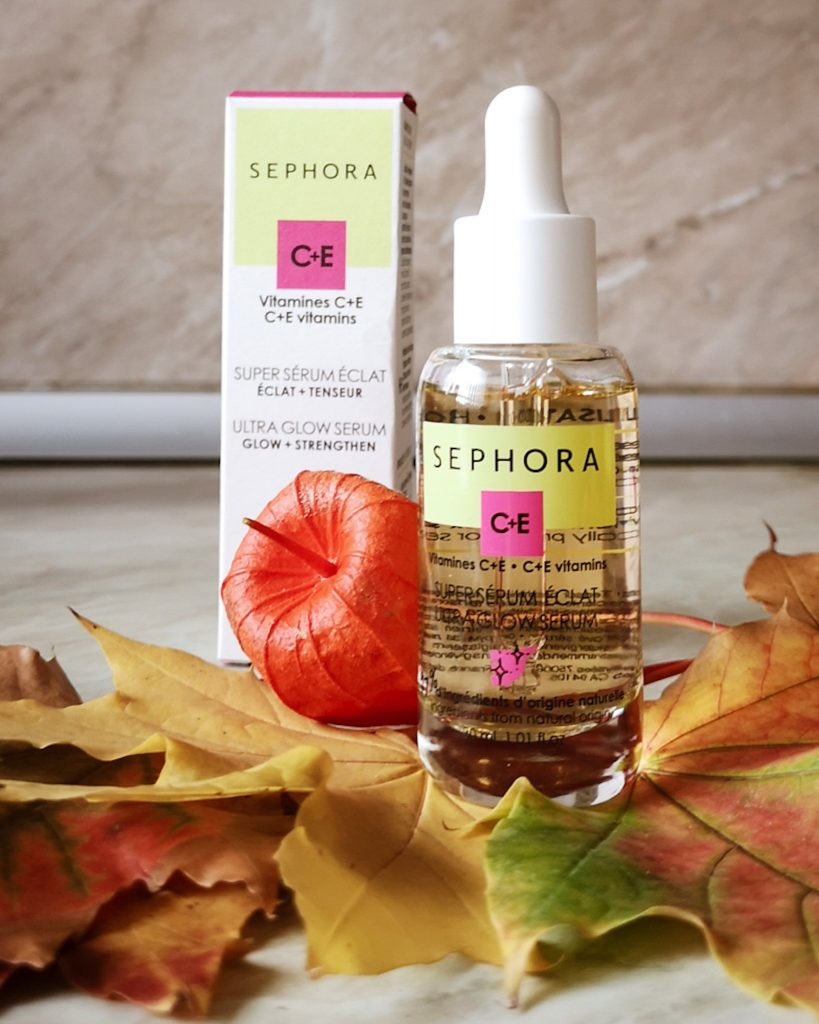 sephora collection vitamin c ultra glow serum