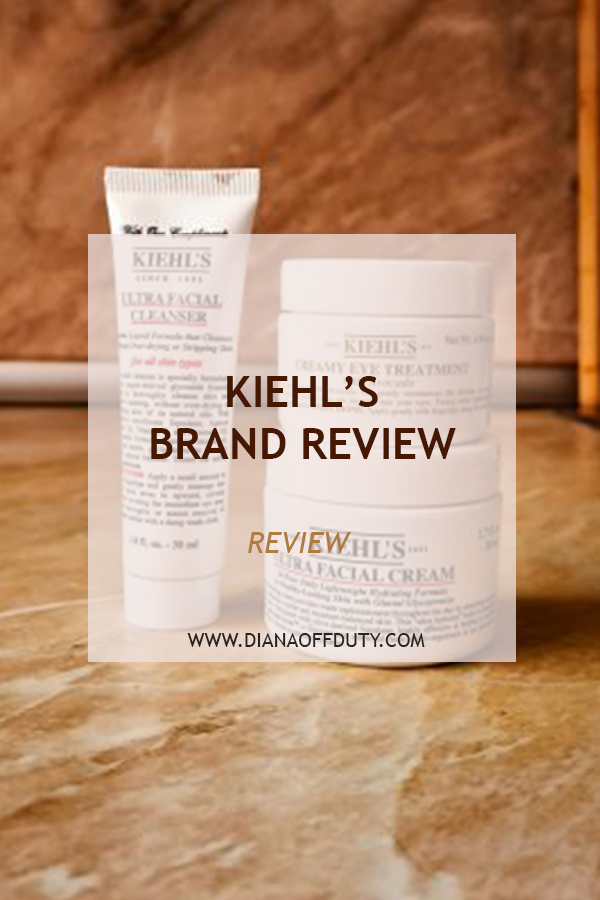 kiehl's diana off duty