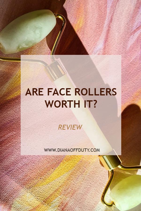 facial depuffing skincare