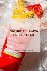 Nature of Agiva Fruit salad – мнение