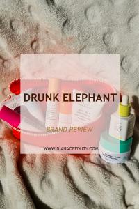 Drunk Elephant – струват ли си високата цена? [REVIEW]